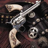 Револьвер Colt начался со штурвала