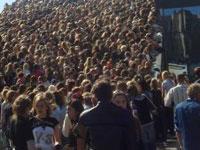 Феерическое шоу в Великобритании закончилось давкой - 60 раненых