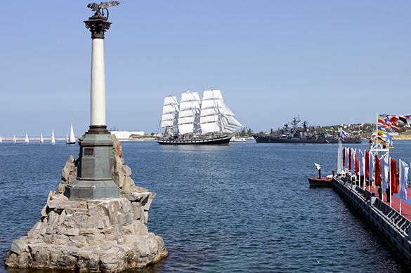 Французский дипломат: Надо было отдать Севастополь России. Севастополь,порт,Крым