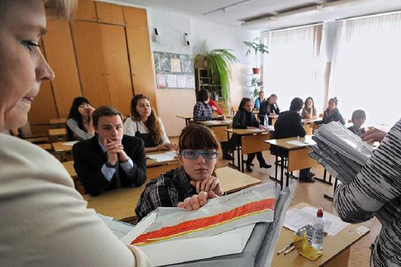 Завидуй, провинция: московские учителя получают 100-тысячные зарплаты. Завидуй, провинция: московские учителя получают 100-тысячные зар