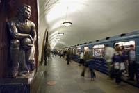 Как избежать опасности в метро?
