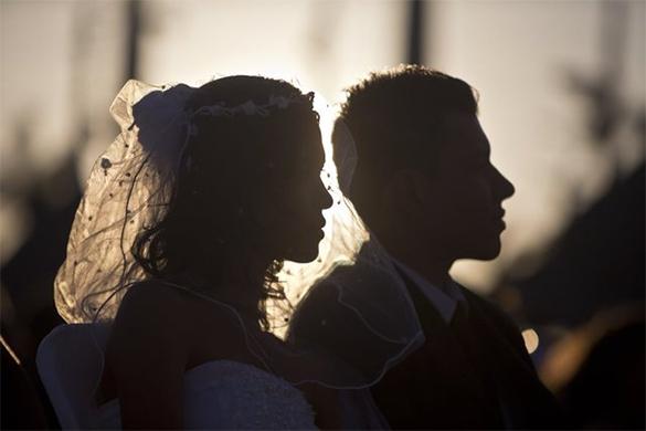 Большинство россиянок находят любовь на работе. свадьба, влюбленные, брак