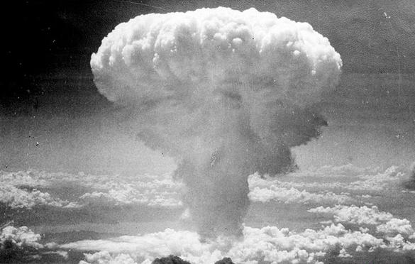 американская атомная бомба