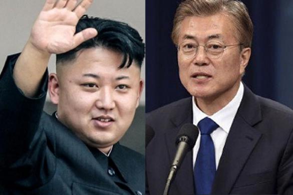 Руководители двух Корей провели второй саммит в Пханмунджоме. 387327.jpeg