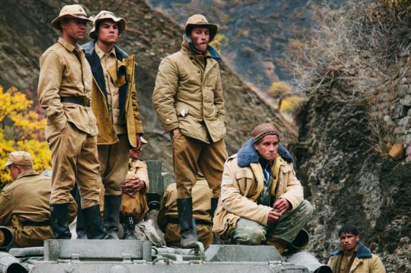 Фильм Лунгина сняли с показа на ММКФ по просьбе ветеранов-афганцев.