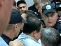 Депутаты подрались с милицией из-за Тимошенко. 250328.jpeg