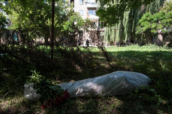 ОБСЕ: Обнаружено три братские могилы под Донецком. 299328.jpeg
