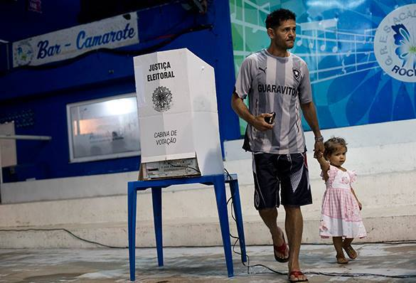 Армандо Баррето: Сорос в Бразилии проиграл глобально. Армандо Баррето: Сорос в Бразилии проиграл глобально