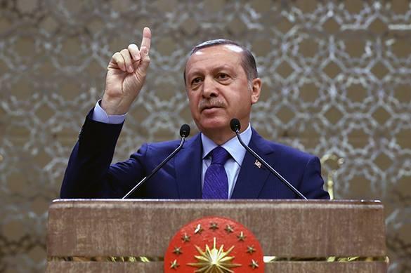 Эрдоган подал в суд на немецких медиамагнатов