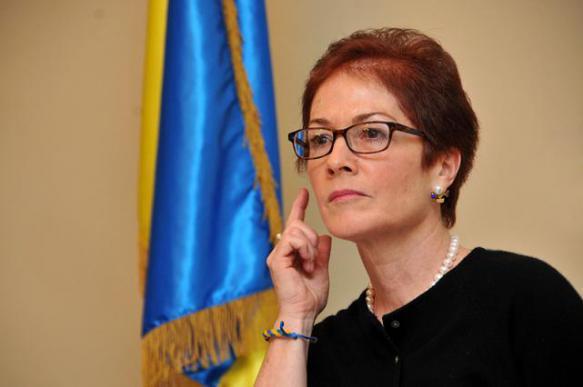 США отвергли обвинения Луценко в адрес Йованович и не будут отзывать посла из Киева. 401328.jpeg
