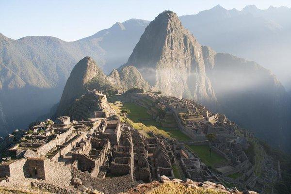 Мачу Пикчу - древний город инков. Мачу Пикчу