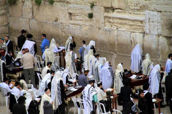 Мусульмане: решение Трампа по Иерусалиму означает великую войну. 380329.jpeg