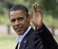 Обама протянул мусульманам руку дружбы