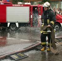В Нижнем Новгороде выгорел газ на поврежденном трубопроводе
