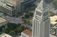 Шварценеггер объявил в Калифорнии чрезвычайное положение