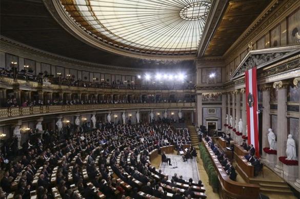 Австрия отказалась отменять антироссийские санкции