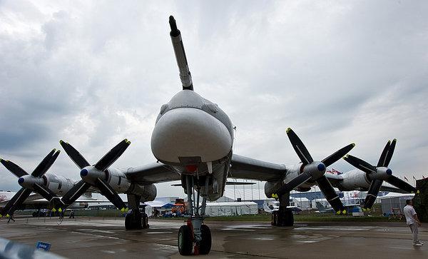 Датские военные перехватили российский Ту-95 над Балтийским морем. 1_Датские военные перехватили российский Ту-95 над Балтийским мо