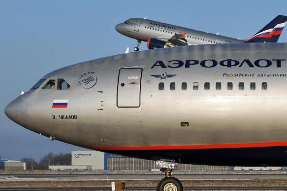 """""""Аэрофлот"""" в топе-5 авиакомпаний для вегетарианцев. 381331.jpeg"""