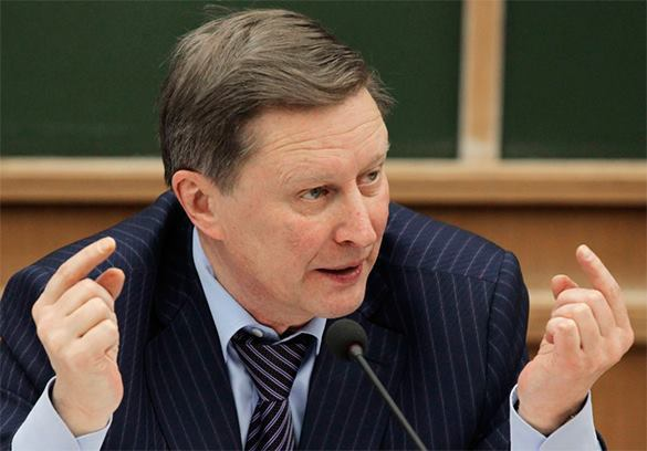 Сергей Иванов: Западные СМИ составляют