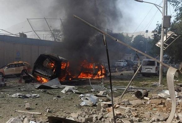 Смертник устроил взрыв в центре Дамаска