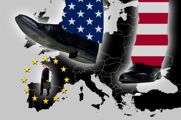 ЕС лихорадит на фоне неопределенности в США — Андрей КЛИМОВ. ЕС лихорадит на фоне неопределенности в США