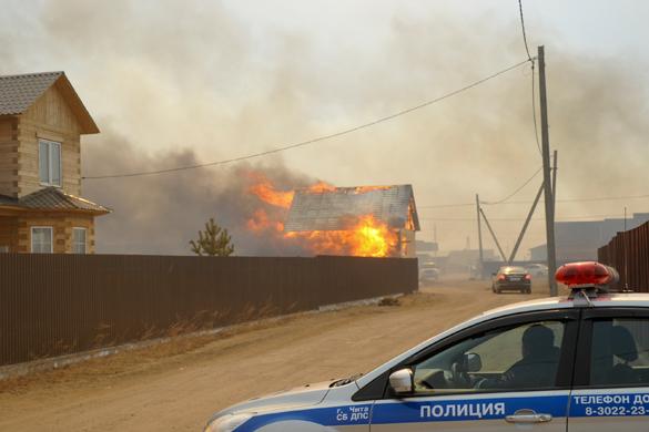 Пожары в Забайкальском  крае  отправят местных чиновников в тюрьмы. Пожары в Забайкальском крае