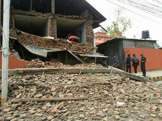 Землетрясение в Непале. Число жертв растет. 318333.jpeg