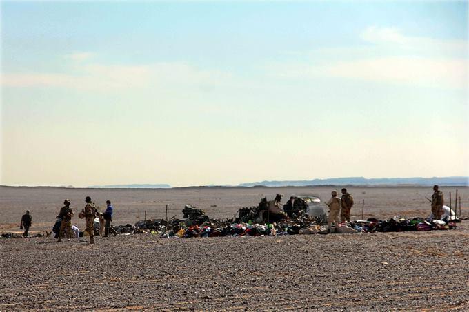 МЧС доставит останки погибших на Синае в Россию