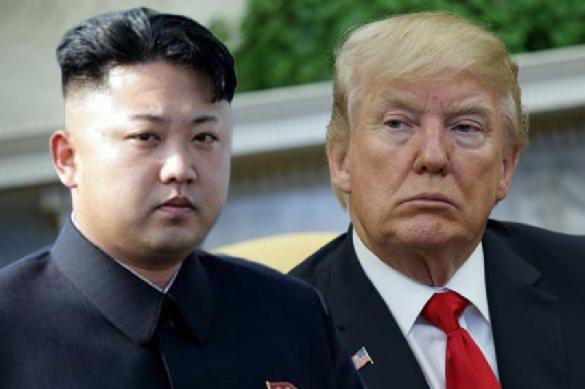 Трамп либо приедет в КНДР, либо сожжет Ким Чен Ына. 384333.jpeg
