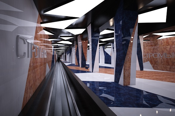 """Будущую станцию метро """"Стромынка"""" оформят в стиле хай-тек. 400333.jpeg"""