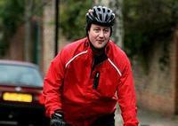 У лидера британских консерваторов угнали велосипед