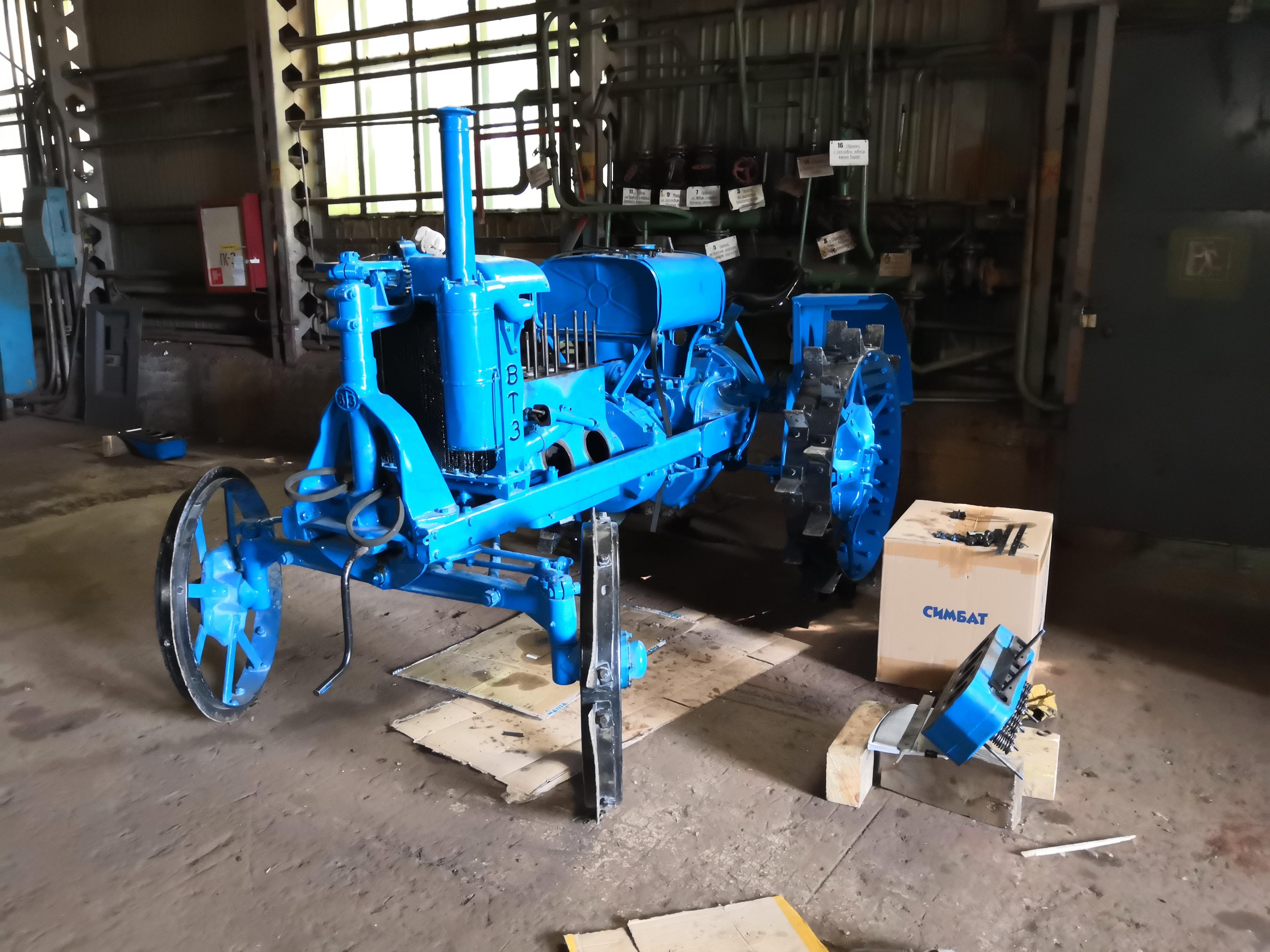 Музей истории трактора в Чебоксарах. 408334.jpeg