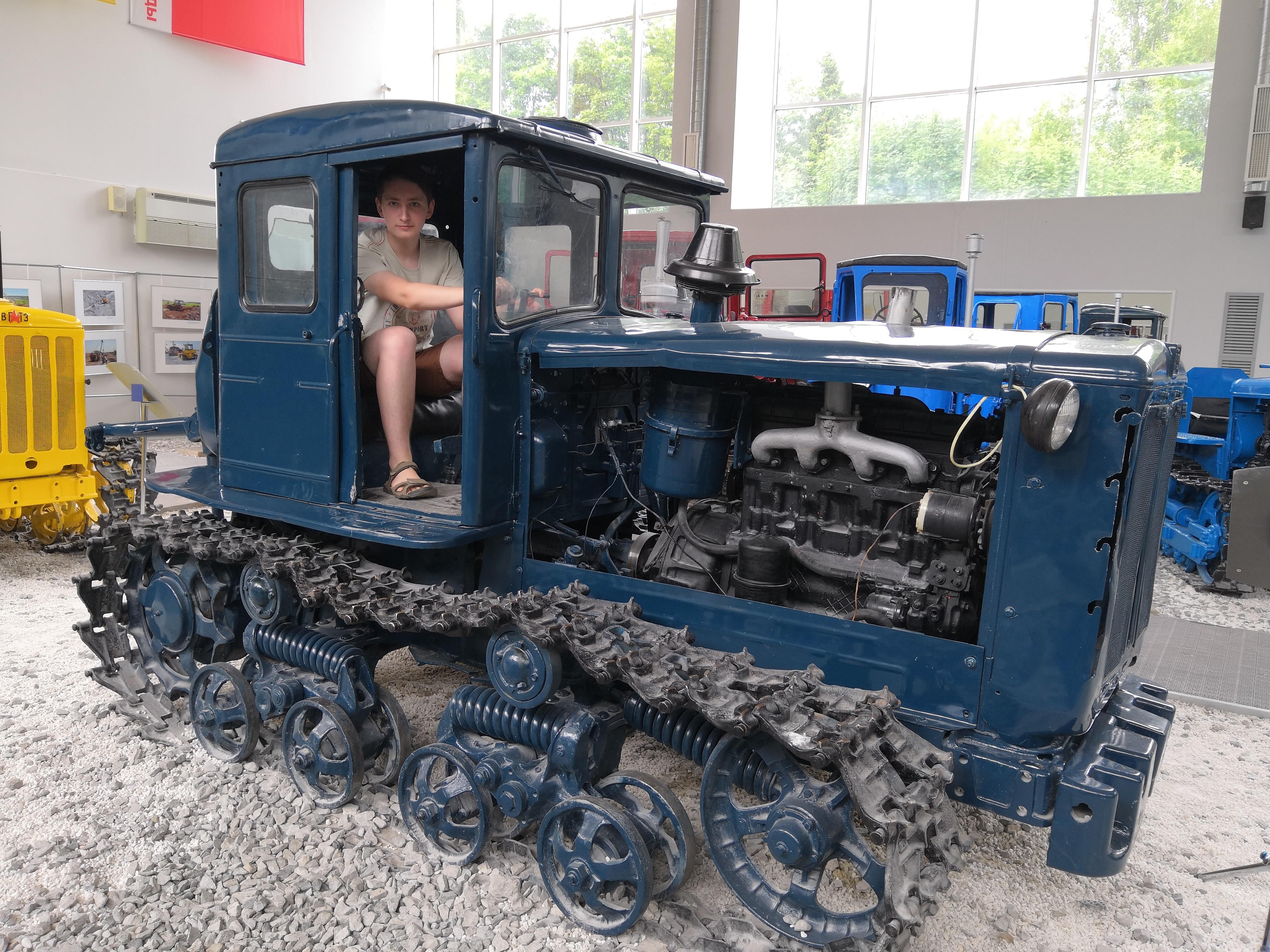 Музей истории трактора в Чебоксарах. 408335.jpeg