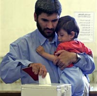 Иранские выборы в руках женщин?