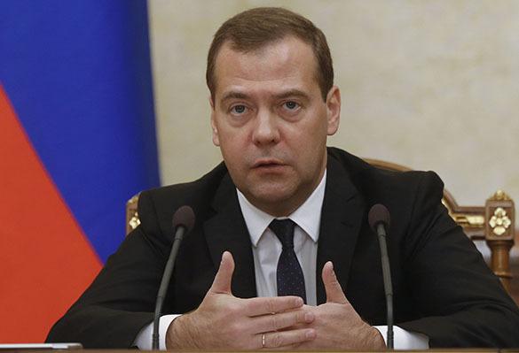 Медведев: Россия не будет реструктурирорвать кредиты, выданные Украине. 320336.jpeg