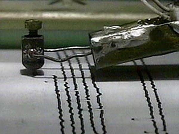 В Греции произошло серьезное землетрясение. Грецию тряхнуло на 5,2 балла