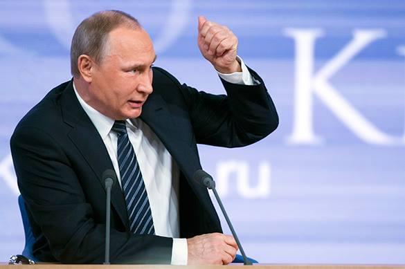 Путин поделился