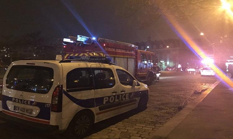 Взрыв в метро Парижа — первые подробности. Взрыв в метро Парижа — первые подробности