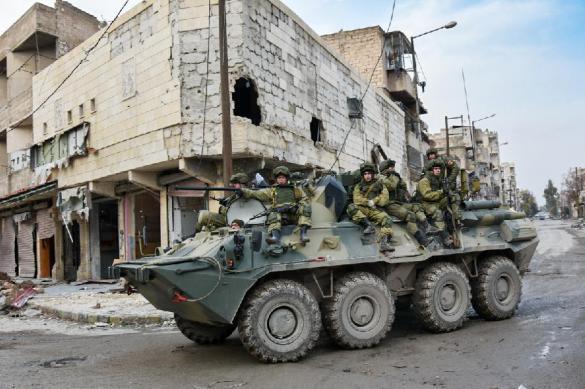 Четверо российских военных погибли, трое ранены при обстреле в Сирии. 387336.jpeg