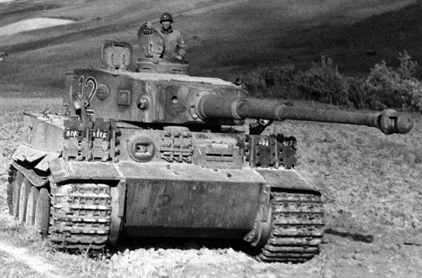 Самый известный немецкий танк
