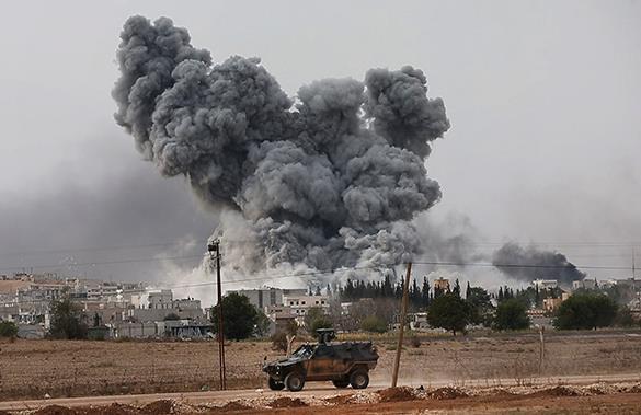 США продолжают разрушать Сирию, бомбя ИГИЛ. 301337.jpeg