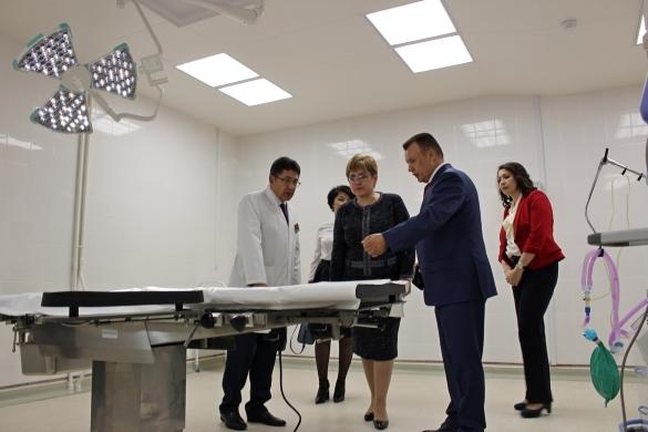 В Чите начал работу новый кардиологический корпус. 376337.jpeg