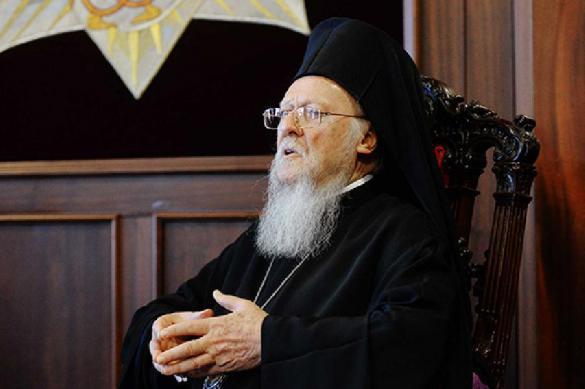 Новая жертва: Варфоломей отобрал томос у православных Франции. 395337.jpeg