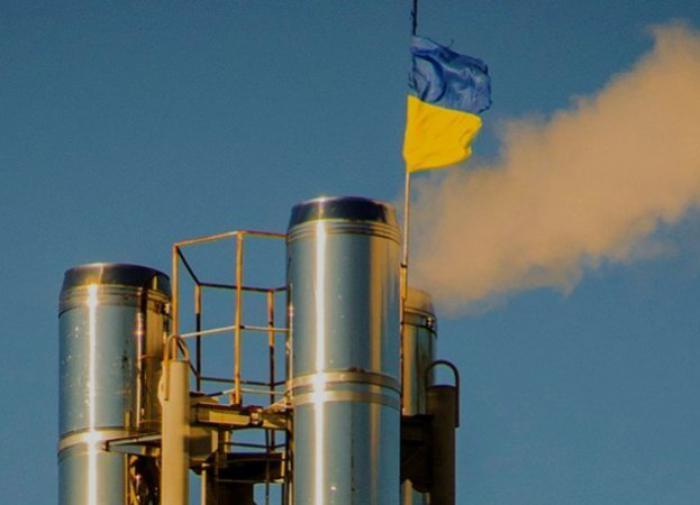 газ, Украина, ГТС