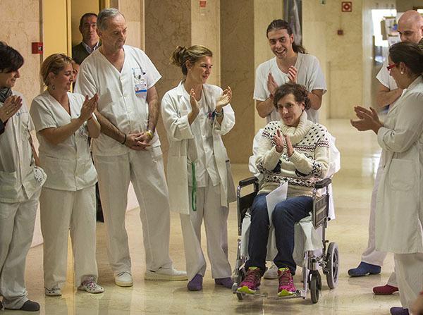 Медсестра Тереза Ромеро, выйдя из госпиталя, готовит три судебных иска. 303338.jpeg