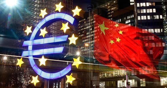 Китай берет под контроль Евросоюз. Китай берет под контроль Евросоюз