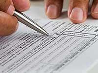Чиновников проверят на честность при подаче декларации о доходах