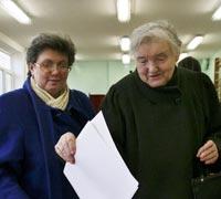 Еврокомиссар Даля Грибаускайте будет бороться за пост президента