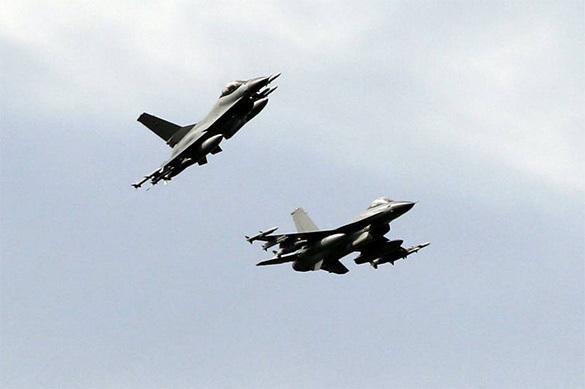 Россия и Турция проводят первую совместную воздушную операцию пр