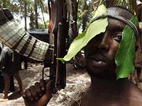 Лидер нигерийских боевиков отпуще